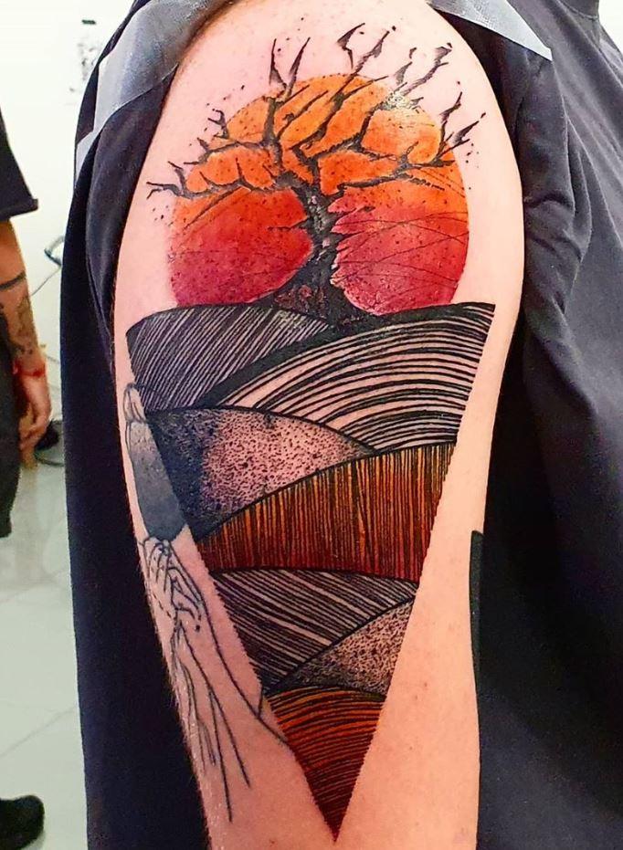 Dark Nature Tattoo