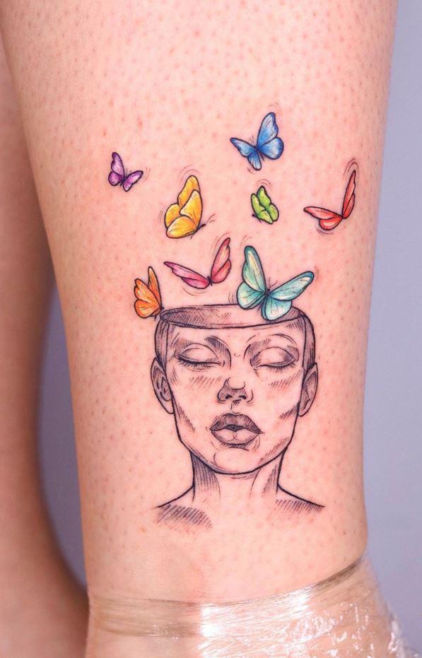 Free Your Mind Tattoo