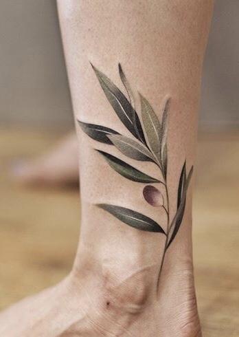 Olive Tattoo